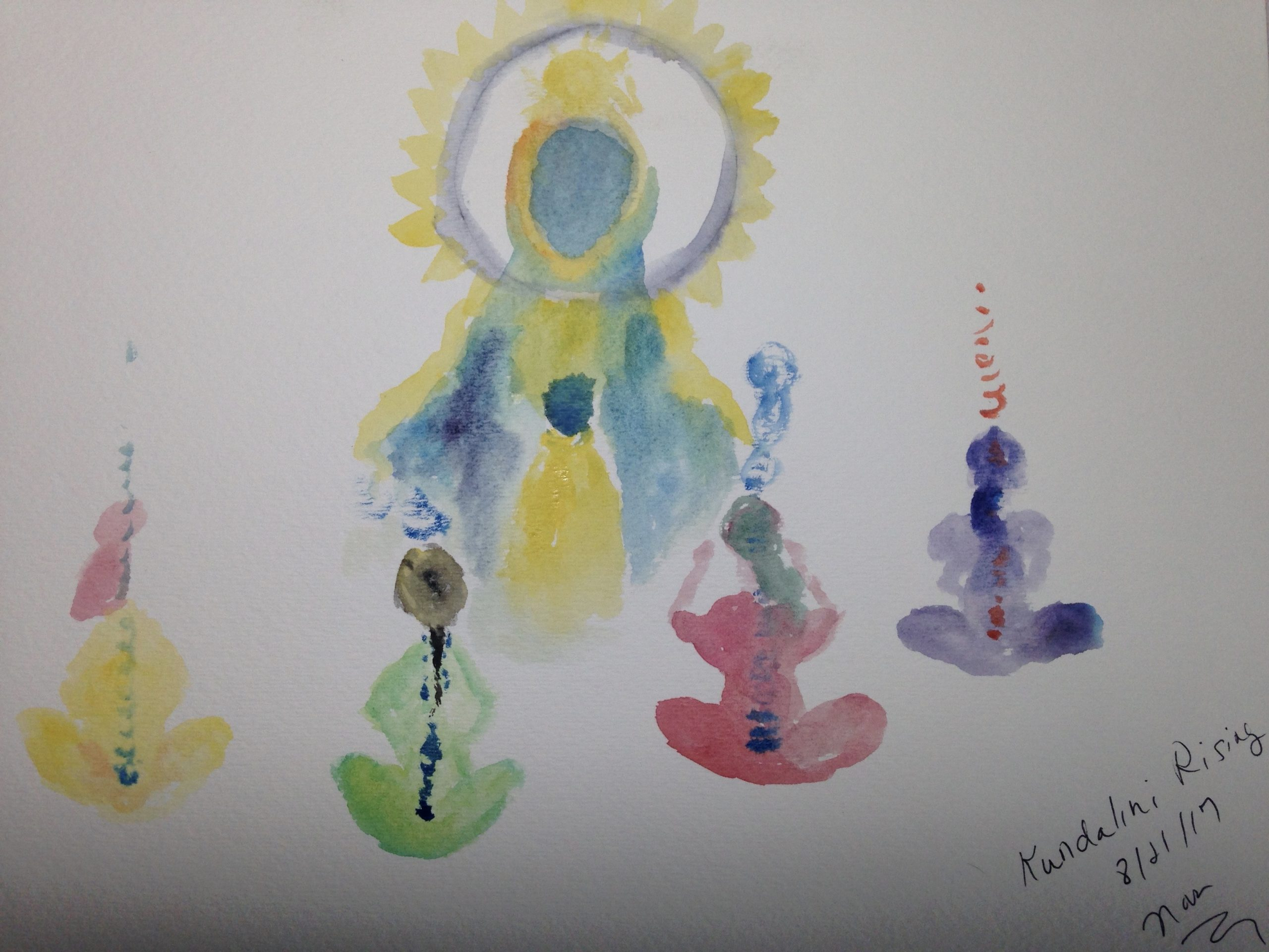 Intuitive Painting/Life Coaching Workshop Workshop